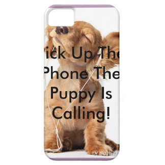 Pick Up The Phone iPhone SE/5/5s Case
