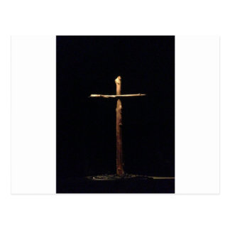 Pick UP YOUR CROSS Postcard