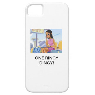 PICK UP YOUR PHONE! iPhone SE/5/5s CASE