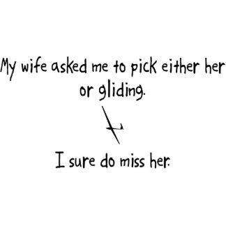 Pick Wife or Gliding Photo Cutouts