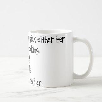 Pick Wife or Scrapbooking Coffee Mug