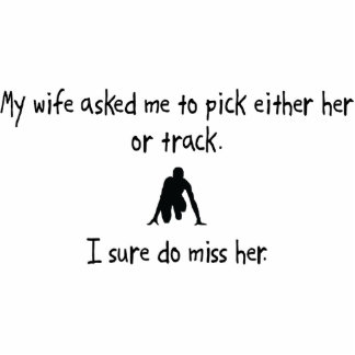 Pick Wife or Track Cut Outs