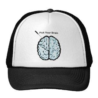 Pick Your Brain: Ice Pick Hats