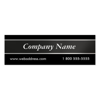 Pick Your Color Professional Small Business Cards
