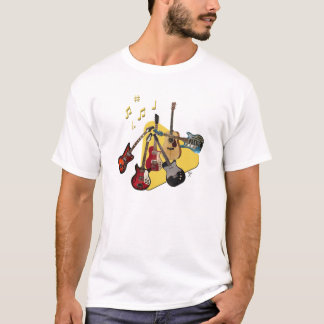 Pick Your Guitar T-Shirt