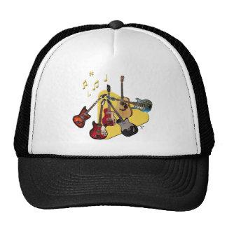 Pick Your Guitar Trucker Hat