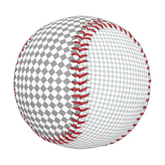 Pick your own checkers color Easily Customize This Baseball