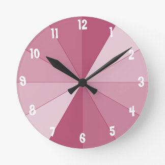 Pick Your Own Color Clock to Fit your Decor