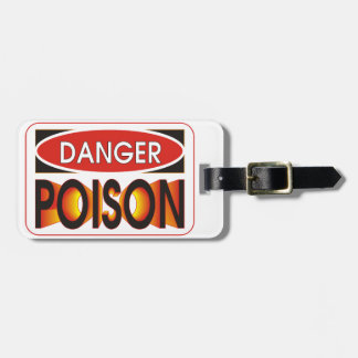Pick Your Poison Bag Tag