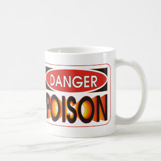 Pick Your Poison Coffee Mug
