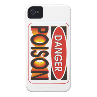Pick Your Poison iPhone 4 Case-Mate Case
