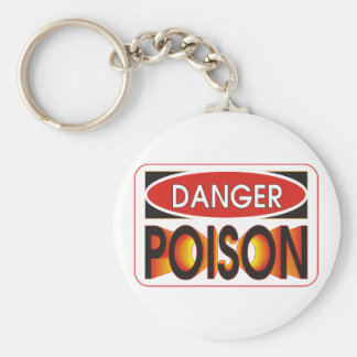 Pick Your Poison Keychain
