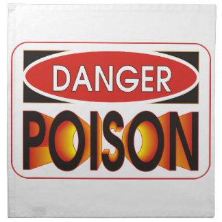 Pick Your Poison Napkin