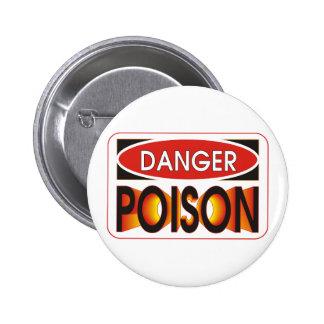 Pick Your Poison Pinback Button
