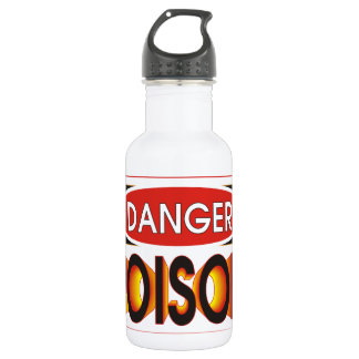 Pick Your Poison Stainless Steel Water Bottle
