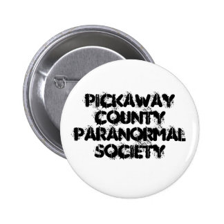 Pickaway County Paranormal Society 2 Inch Round Button