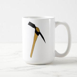Pickaxe Coffee Mug