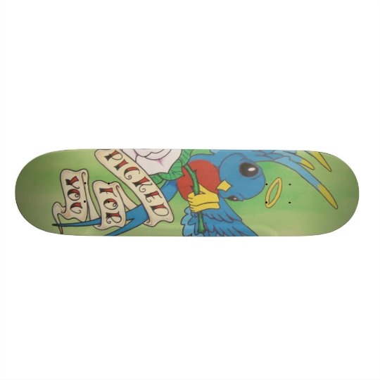 Picked for You Skateboard Deck