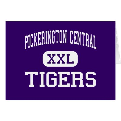 Show your support for the Pickerington Central High School Tigers while