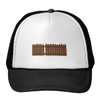 Picket Fence Hat