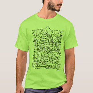 """Picket Fences"" Lyrical T-Shirt (Solid Colors)"