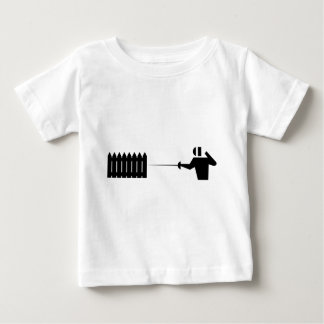 Picket fencing_2 baby T-Shirt