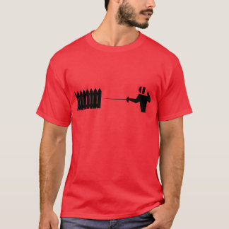 Picket fencing_2 T-Shirt