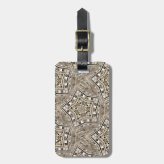 Picket Pentacles Bag Tag