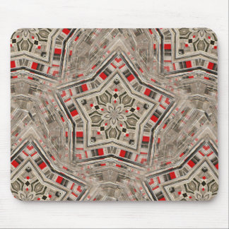Picket Pentacles Mouse Pads