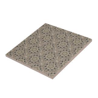 Picket Pentacles Tile