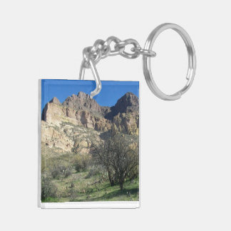 Picket Post MT. Keychain
