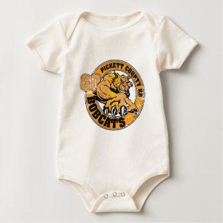 Pickett County K8 Bobcats Baby Bodysuit