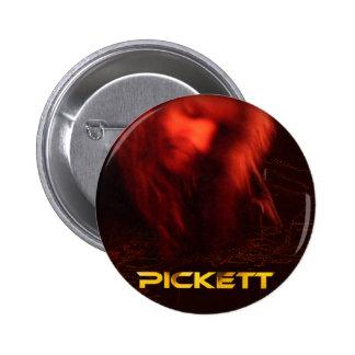 Pickett Merchandise Buttons