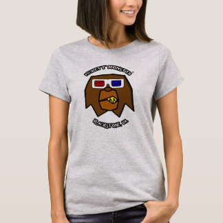 PICKETT MONSTER - 3D GLASSES T-Shirt