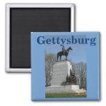 Pickett's Charge at Gettysburg Fridge Magnet
