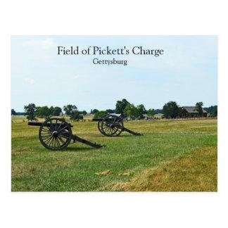 Pickett's Charge Postcard