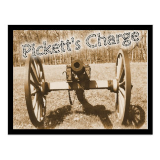 Pickett's Charge Postcard