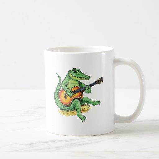 Pickin' Gator Coffee Mug