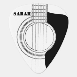 Picking Acoustically Guitar Pick