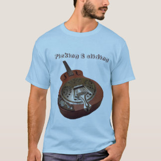 Picking & Sliding Dobro T shirt
