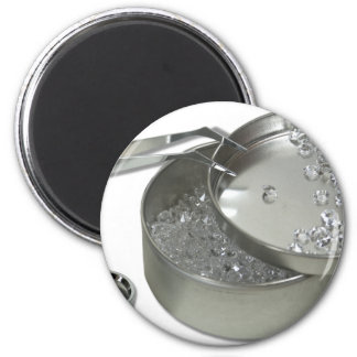 PickingDiamonds062710Shadows Magnet