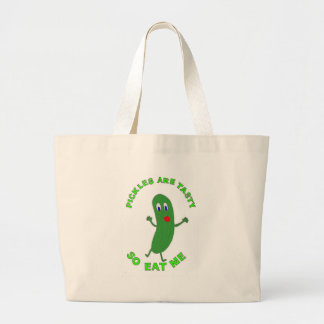 PICKLE CANVAS BAGS