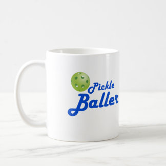 Pickle Baller Coffee Mug
