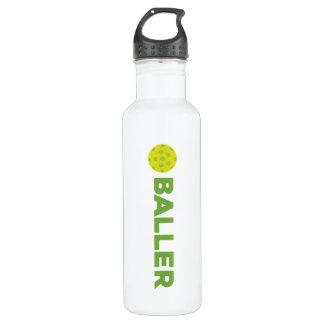 (Pickle)Baller Pickleball Water Bottle