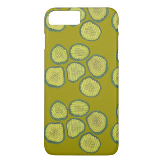 Pickle Chips Green Dill Sweet Kosher Pickles Print iPhone 7 Plus Case