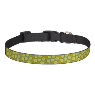Pickle Chips Green Dill Sweet Pickle Chip Foodie Pet Collar