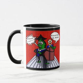 Pickle Grad Mug