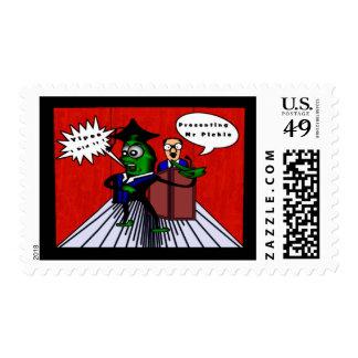 Pickle Grad Stamp