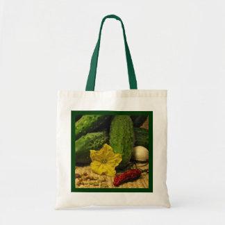 Pickle Ingredients Tote Bag
