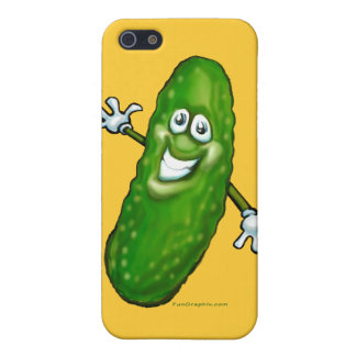 Pickle iPhone 5 Cases
